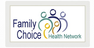 Family Choice Health Network & Fountain Valley Regional Hospital & Medical Center logos